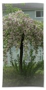 Flowering Tree By Earl's Photography Beach Towel