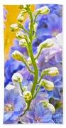 Flowers 39 Beach Towel