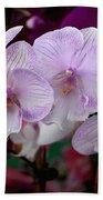 Flowers 824 Beach Towel