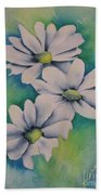 Flowers For You Beach Towel