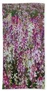 Flowers Forever Beach Sheet
