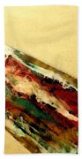 Flowing Heat Beach Towel