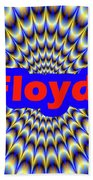 Floyd Beach Towel