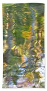 Fluctuations Beach Towel