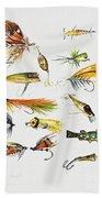 Fly Fishing I Beach Towel