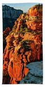 Flying Buttress 06-034 Beach Towel