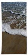 Foamy Water Beach Towel