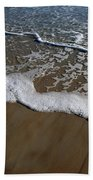 Foamy Water Beach Sheet