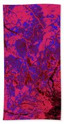 Focus Of Attention 23 Beach Towel