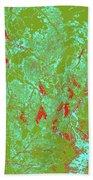 Focus Of Attention 39 Beach Towel