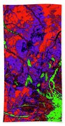 Focus Of Attention 6 Beach Towel