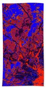 Focus Of Attention 7 Beach Towel