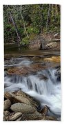 Fodder Creek Beach Towel
