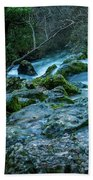 Fontaine De Vaucluse IIII Beach Towel