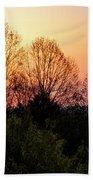 Foothills Parkway Sunrise Beach Towel