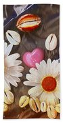 For The Love Of Summer And Life Beach Towel