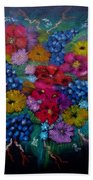 For You In Love Beach Towel