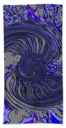 Force Of Nature Beach Towel by Tim Allen