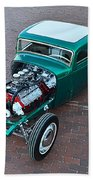 Ford 5-window Coupe Beach Towel