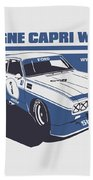 Ford Cologne Capri Works Beach Towel