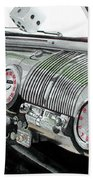 Ford Dash Beach Towel