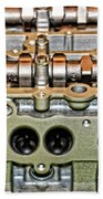 Ford Ecoboost Cylinder Head Beach Sheet