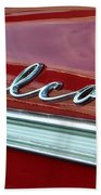 Ford Falcon Beach Towel