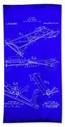 Ford Motor Vehicle Drawing 1d Beach Towel