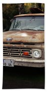 Ford Pickup, Ford 1964 Beach Towel