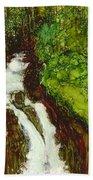 Forest Fall Beach Towel