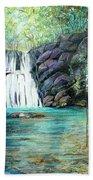Forest Falls Beach Towel