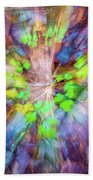 Forest Floor Fantasy Beach Towel