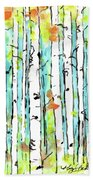 Forest For The Trees 2 Beach Towel