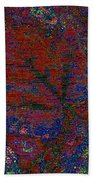 Forest For The Trees Beach Towel