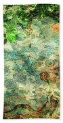 Forest Gathering Beach Towel