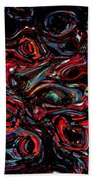 Forest Lava Beach Towel