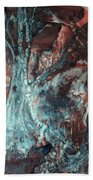 Forest Of A Different Color Beach Towel