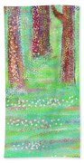 Forest View Beach Towel