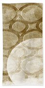 Formed In Fall Beach Towel