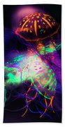 Forms And Merger Beach Towel