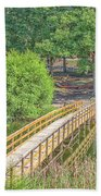 Forrest Lakes Beach Towel