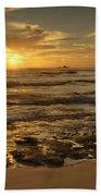 Fort Haze Beach Beach Towel