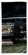 Fort Moultrie Magic Beach Towel