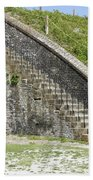 Fort Pickens Stairs Beach Towel