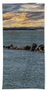 Fort Sumter Protection Beach Towel