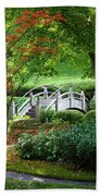 Fort Worth Botanic Garden Beach Towel