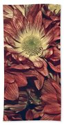 Foulee De Petales - 04b Beach Towel by Variance Collections