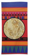 Four Corners - Seminole Beach Towel