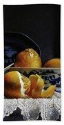 Four Lemons With Canton Beach Towel