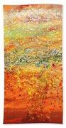 Four Seasons Winds Beach Towel